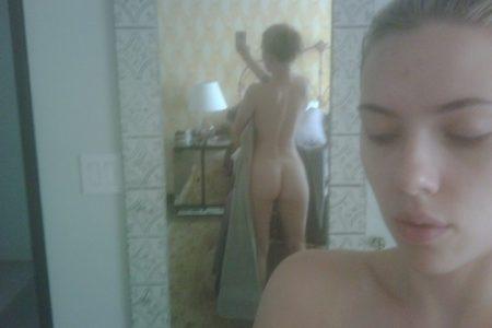 Scarlett Johansson on Nude Photos: It's Not Like I Was Shooting a Porno