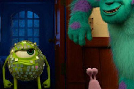 Monsters University Teaser Hits