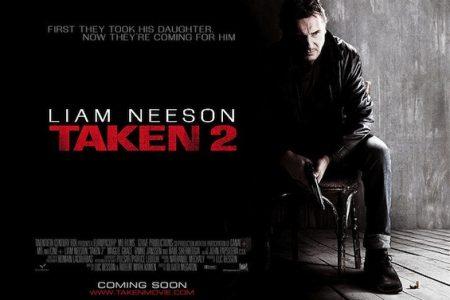 Taken 2 Trailer Live