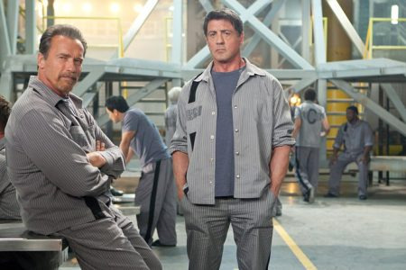 Stallone and Schwarzenegger's First Image from The Tomb