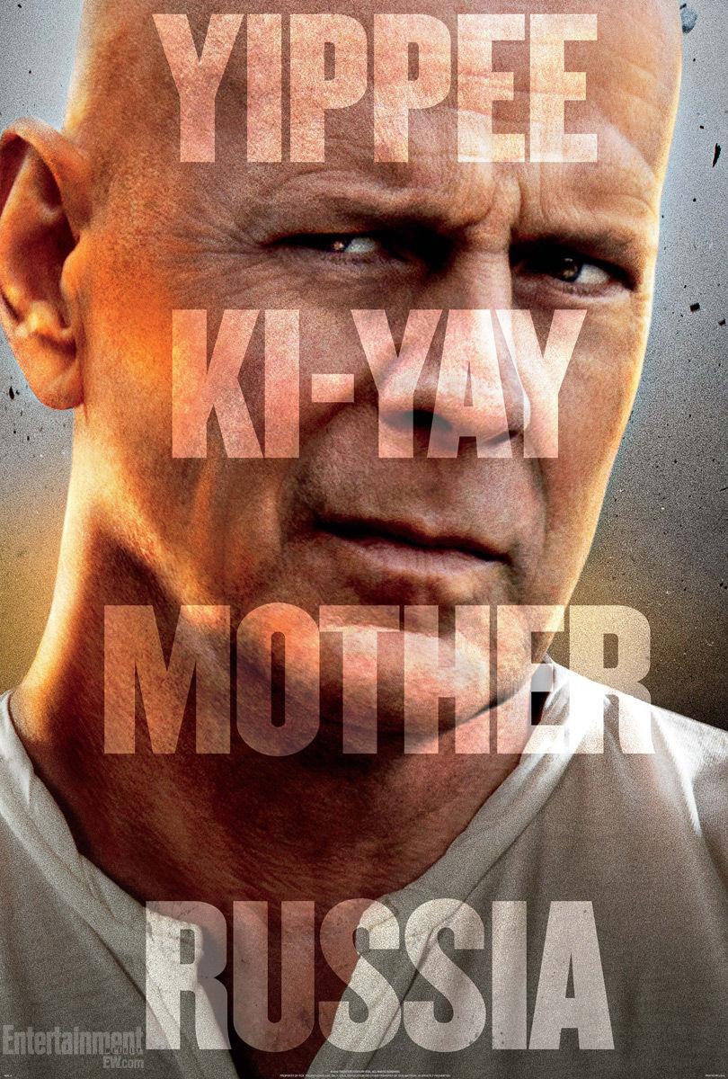 Die Hard 5 Earns 12A UK Rating