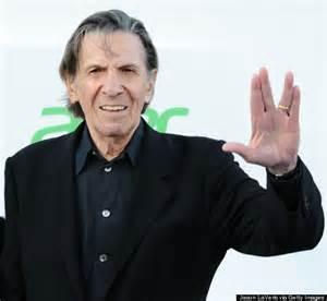 Leonard Nimoy, Spock on 'Star Trek,' dead at 83