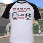 Baseball Back To the Future 2 T-Shirt