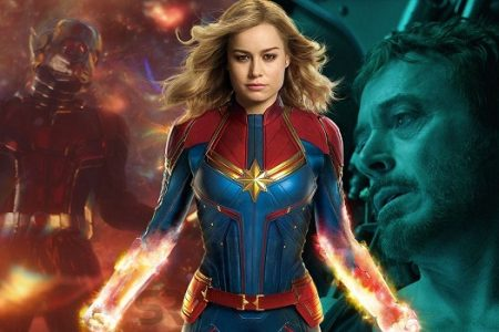 Captain Marvel Gets a New TV Spot – Rise