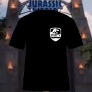 Jurassic World T-Shirt King Boss Design