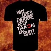 Taken 3 T-Shirt