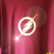 The Flash Flash Logo Barry Allen T-Shirt