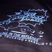 Big Trouble In Little China Jack Burton Trucking Hoodie