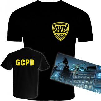 GCPD Batman T Shirt,Batman tshirts, batman arkham knight tshirts, ps4 tshirts, xbone tshirts, pc tshirts, amazing tshirts, movie tshirts