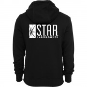 The Flash Hoodie Star Labs