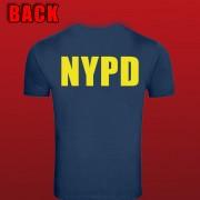 Die Hard Police Badge Tshirt