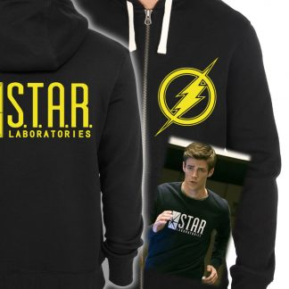 Star Labs T-shirt, Clothes, T-Shirt, DcComics, Barry Allen, Colourful, Original, Amazing
