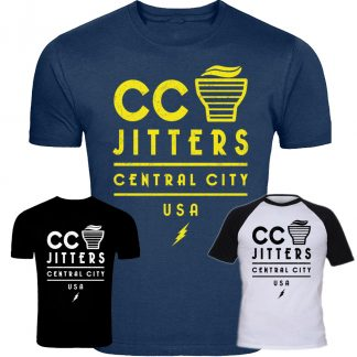 CC Jitters Flash TShirt,the flash star labs shirt the flash tee shirt the flash t shirt uk the flash mens t shirtthe flash cisco shirtsthe flash star labs t shirt the flash logo shirt