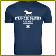 Unbreakable Kimmy Schmidt (2015 -) Inspired Stranger Danger Ranger T-Shirt Screenprinted
