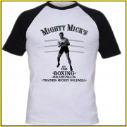 Rocky Balboa Inspired Mighty Mick's Boxing Original T-Shirt Quality Screenprinted