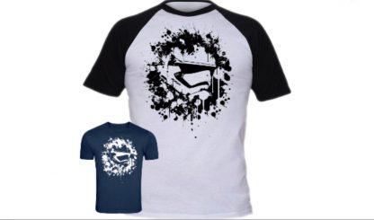 Graffitit Stormtrooper t-shirt