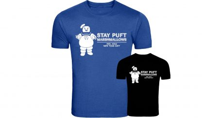 Staypuft Ghostbusters T-Shirt