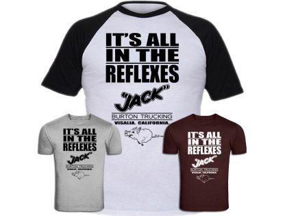 Jack Burton T Shirt