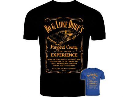 Dukes of Hazzard T-shirt, Boss Hogg T-Shirt, Duke Boys, Rosco T-Shirt, 80s Nostalgia T-Shirt